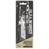 オルファワークス ブッシュクラフトナイフ替刃 BK1 OWB-BK1