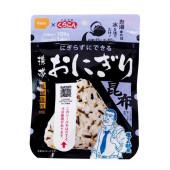 尾西食品 非常用保存食 尾西の携帯おにぎり 昆布 5個セット