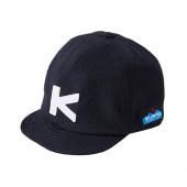 カブー KAVU ベースボールキャップ ウール ブラック 19820318001000