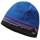 パタゴニア patagonia ニット帽子 ビーニー・ハット クラシックフィッツロイ/アンデスブルー 28860