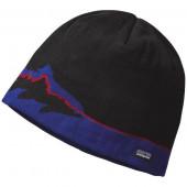 パタゴニア patagonia ニット帽子 ビーニー・ハット フィッツトロウト/ブラック 28860
