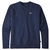 パタゴニア メンズ P-6ラベル アップライザル クルー スウェットシャツ クラシックネイビー ユーロXSサイズ(日本S)39543