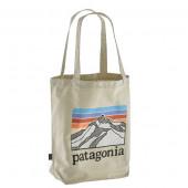 パタゴニア patagonia マーケット・トート ラインロゴリッジ 59280-LRBS