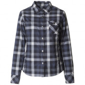 フェニックス マウンテン チェック シャツジャケット 女性用 Lサイズ PH262IT75