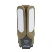 ポストジェネラル POST GENERAL トリ-パネル ソーラーチャージド LEDライト オリーブ 982170003