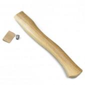 プランディ キャンピングハチェット500用アッシュハンドル(33cm)4573350729663