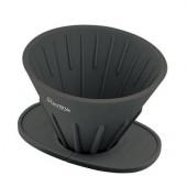 リバーズ RIVERS コーヒーポアオーバーセット(ケイブR/ポンドF)ブラック CPOBK