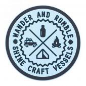 シャインクラフトヴェセル ラバーコースター 5枚組 ワンダ&ランブル 7SV4RCWAN