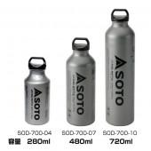 SOTO ソト 広口フューエルボトル700ml SOD-700-07