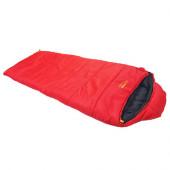 スナグパック Snugpak 寝袋 スリーパーエクスペディション スクエア ライトハンド レッド SP25021RD