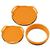 ソト SOTO サーモスタック カラーリッド&ジョイントセット オレンジ SOD-5211RG