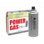 SOTOパワーガス 3本パック ST-7601