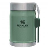スタンレー STANLEY クラシック真空フードジャー 0.41L グリーン 09382-010