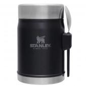 スタンレー STANLEY クラシック真空フードジャー 0.41L マットブラック 09382-011