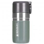 スタンレー STANLEY ゴー真空ボトル 0.28L グリーン 10261-012