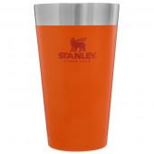 スタンレー STANLEY スタッキング真空パイント オレンジ 0.47L 02282-129