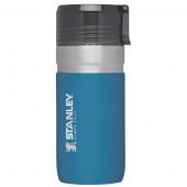 スタンレー STANLEY ゴーシリーズ 真空ボトル 0.47L ブルー 09541-009
