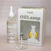 ルナックス LUNAX ハーバリウムランプ オイル付きボックスセット 13022