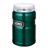 サーモス 保冷缶ホルダー パイングリーン ROD-002 1811700351