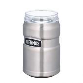 サーモス 保冷缶ホルダー ステンレス ROD-002 1811700351