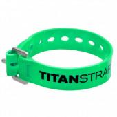 タイタンストラップ スーパーストラップ Super Strap 9インチ 23cm グリーン TS-0909-FG