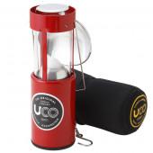 ユーコ UCO キャンドルランタンキット 2.0 レッド 24390