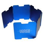 バーゴ VARGO アルミニウム ウインドスクリーン ブルー T-421