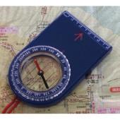 ワイシーエム YCM ポケットコンパス No.LED01R 13021